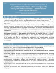Effects of Steady-State Lopinavir/Ritonavir on the     - Jaba