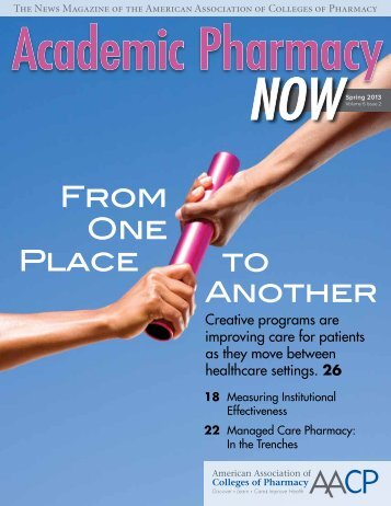 pdf version - AACP