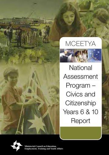 2004 NAP CC Public Report
