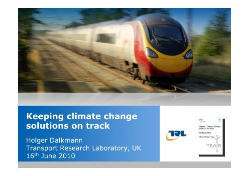 Keeping Climate Change Solutions on Track