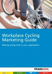 Workplace Cycling Marketing Guide - the TravelWise Merseyside ...