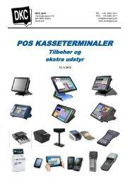POS-systemer - DKC