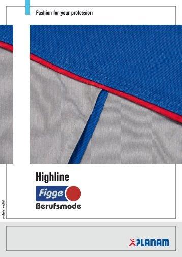 PLANAM mit der Highline