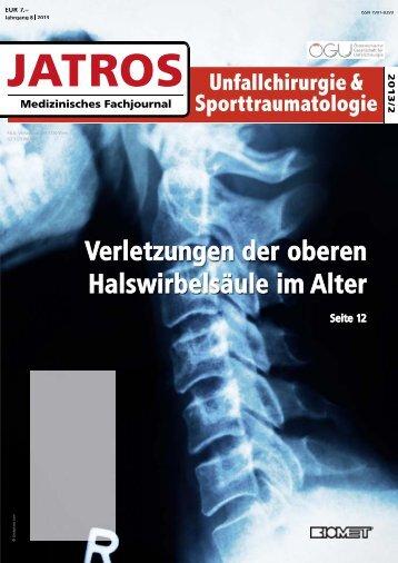 02/2013 - Österreichische Gesellschaft für Unfallchirurgie