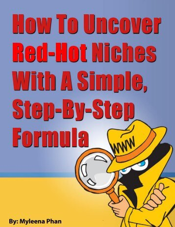 Red Hot Niches - MySilentTeam.com