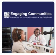 Engaging Communities - National Ethnic and Multicultural ...
