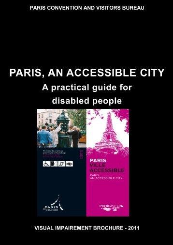 Paris, ville accessible - West