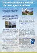 """""""Gesundheitsstandort Bad Homburg"""" - Broschüre - Seite 6"""