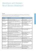 Short Breaks Statement - Blackburn with Darwen Borough Council - Page 6