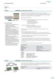 clino call DECT Zentrale Komponenten Steuerung ...