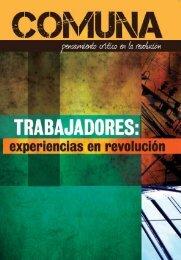 Trabajadores: experiencias en revolución - Rebelión