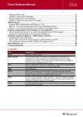 Blancco Client Software Manual - Page 3