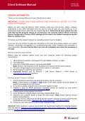 Blancco Client Software Manual - Page 4