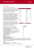 Blancco Client Software Manual - Page 6