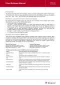 Blancco Client Software Manual - Page 7