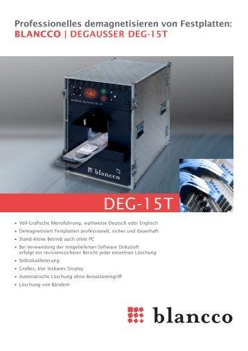 DEG-15T - sidave GmbH