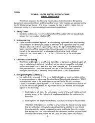 - 1 - 7/20/04 SFMEG – LOCAL 2 HOTEL NEGOTIATIONS UNION ...