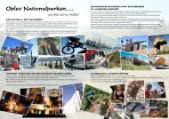 Oplev Nationalparken….. - Hanstholm Camping