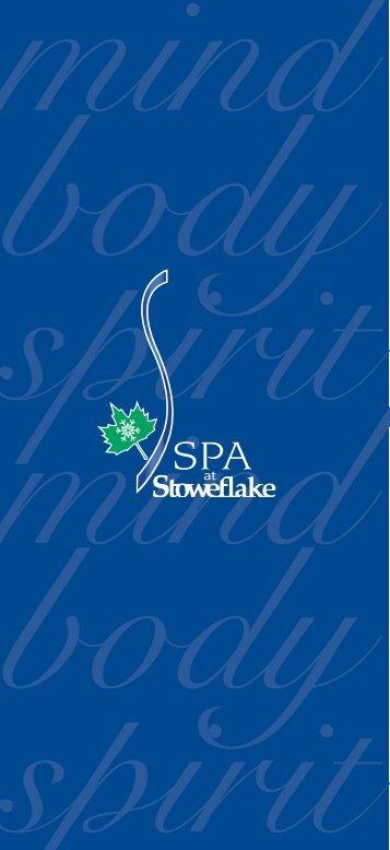 Body - Stoweflake Mountain Resort & Spa