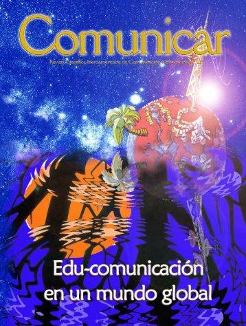 Edu-comunicación en un mundo global - Revista Comunicar
