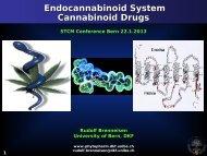 Endocannabinoid System - brenneisen-unibe