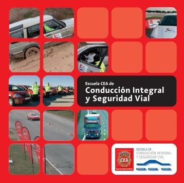 Descargar folleto Escuela Conducción - CEA