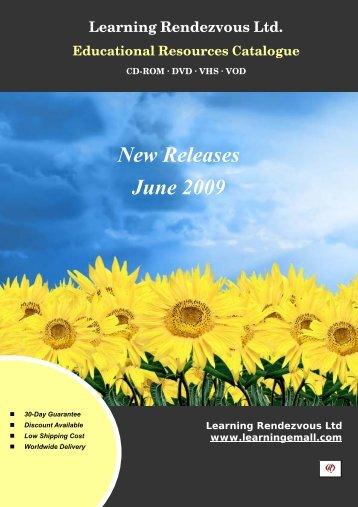 New Releases June 2009 - Learningemall.com