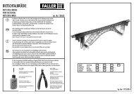 120535 Anleitung - Faller