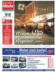 Die neue Woche Ausgabe 1448