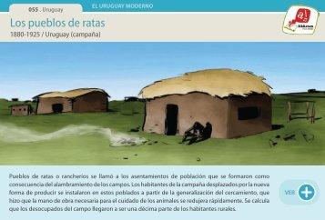 Los pueblos de ratas - Manosanta