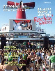volume 2 issue 1 2009 - Mobile Production Pro