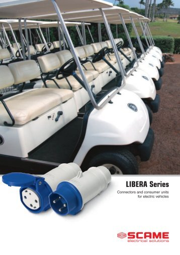 LIBERA Series - Scame Parre S.p.A.