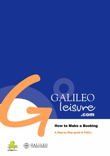 How to Make a Booking - Travelport Support