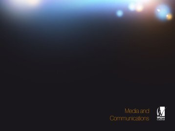 Media and Communications - Wigan Council