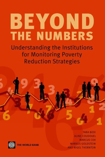 Beyond the Numbers - ISBN: 0821364847