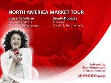 NORTH AMERICA MARKET TOUR Sandy Douglas - Psddev.com