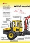 PDF Datenblatt Welte W110T Forwarder - Seite 2