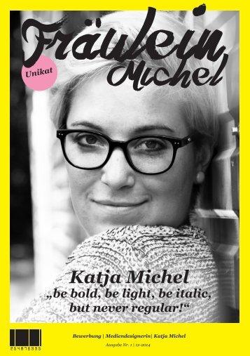 <b>Katja Michel</b> - katja-michel