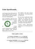 Stadionzeitung Blickpunkt Straß 2009_09_06 - Seite 2