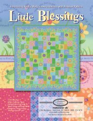 Little Blessings''- Click Here - Stitch-N-Frame