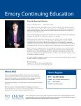 ECE Catalog View ECE Course Catalog - Emory Continuing ... - Page 2