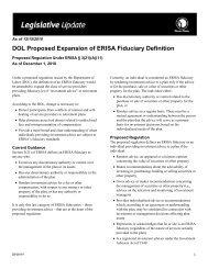408(b)(2) Regulations: Service Provider Fee ... - Mutual of Omaha