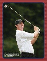 2005 sect 1.qxd - PGA TOUR Media