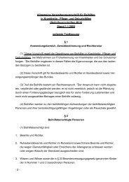 Allgemeine Verwaltungsvorschrift für Beihilfen in ... - Berlin.de