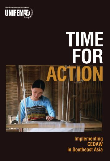 Time for Action: Implementing CEDAW in Southeast Asia