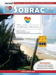 28º edição do Jornal da SOBRAC - Departamentos Científicos ...