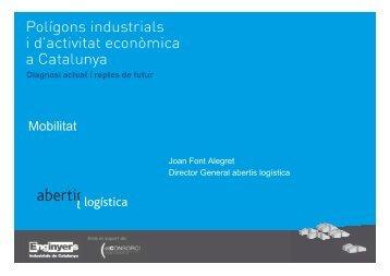 Bloc Mobilitat - Enginyers Industrials de Catalunya