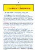 LA SECURITÉ ÉLECTRIQUE - Page 3