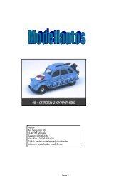 Modellautos_Juni 2012 - Heider Modelle