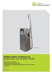 hor_produktblatt HDM41050.indd - PH Gia